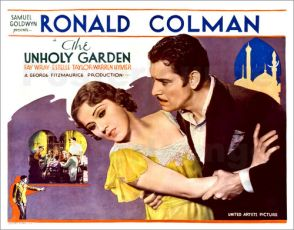 The Unholy Garden (1931)