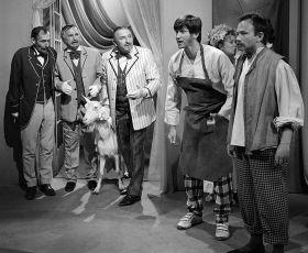 Klobouk, měšec a láska (1986) [TV inscenace]