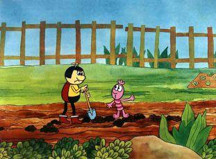 Koulelo se jablíčko (1988) [TV seriál]