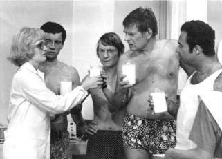 Regina Rázlová, Ivan Vyskočil, Josef Dvořák, Jan Skopeček a Vladimír Menšík