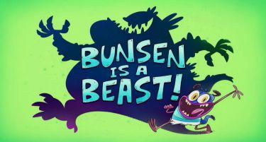 Bunsen je zvíře (2017) [TV seriál]