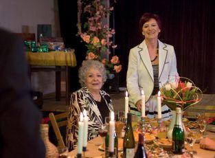 Jiřina Bohdalová a Alena Procházková