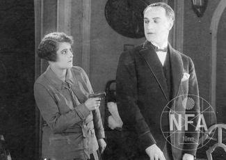 Válečné tajnosti pražské (1926)