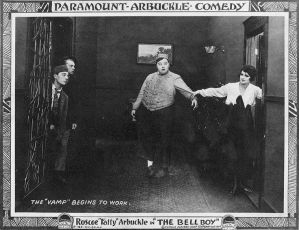 Hotelový poslíček (1918)