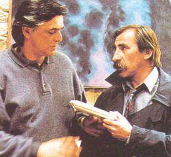 Jiří Bartoška a Pavel Zedníček