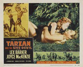 Tarzan and the She-Devil (1953)