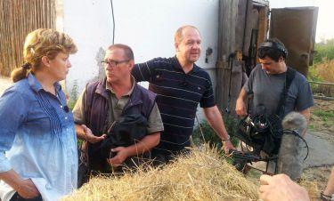 Martina Růžičková-Jelínková, David Bonaventura, Václav Žmolík