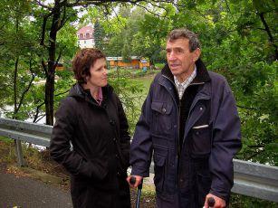 Zuzana Burešová, František Peterka