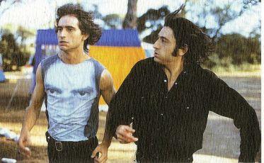 Zrzavá veverka (1993)