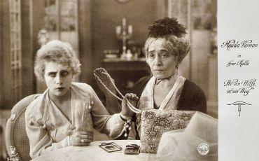 Wo ein Wille, ist ein Weg (1918)