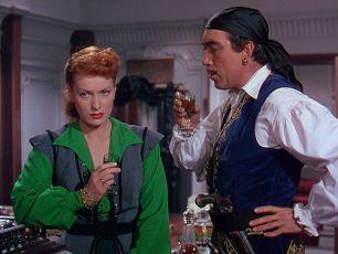 Pod pirátskou vlajkou (1952)