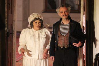 Jiřina Bohdalová a Ivan Trojan