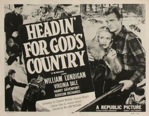 Headin' for God's Country (1943)