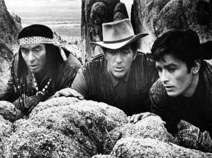 Za řekou je Texas (1966)