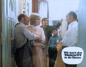 Wir hau'n den Hauswirt in die Pfanne (1971)