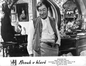 Brouk v hlavě (1968)