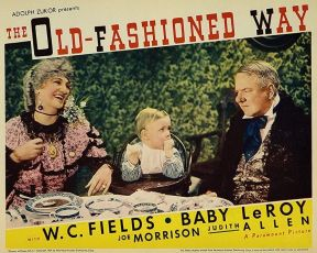 The Old Fashioned Way (1934)