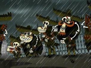 El Tigre: The Adventures of Manny Rivera (2007) [TV seriál]