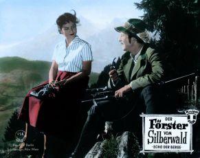 Lesník ze Stříbrného lesa (1954)