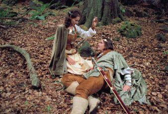 Královny kouzelného lesa (1998) [TV hra]