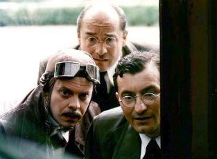 Bob Klepl, Viktor Preiss a Ondřej Vetchý
