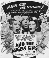 And the Angels Sing (1944)