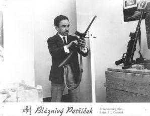 Bláznivý Petříček (1965)