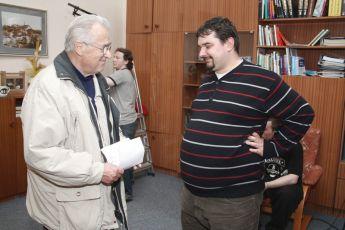 Bronislav Poloczek Tomáš Magnusek