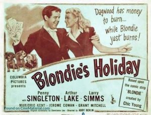 Blondie's Holiday (1947)