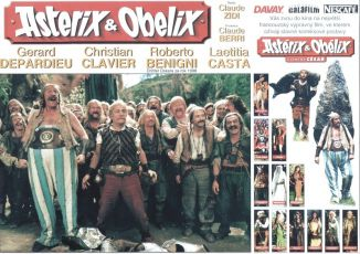 Asterix a Obelix (1999)