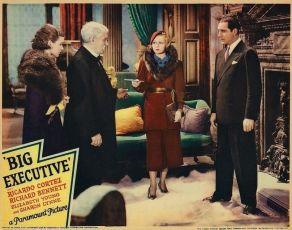 Big Executive (1933)