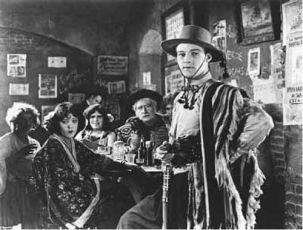 Čtyři příšerní jezdci z Apokalypsy (1921)