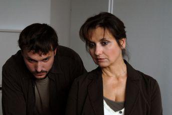 Petr Štěpán a Veronika Freimanová