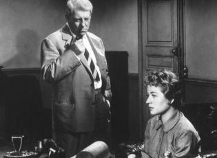 Komisař Maigret klade past (1958)
