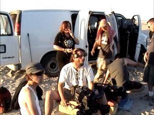 Přepadení v poušti (2007)