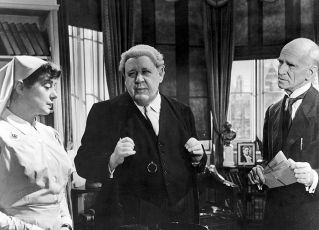 Elsa Lanchester a  Charles Laughton