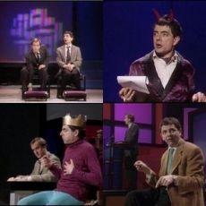 Rowan Atkinson živě (1992) [DVD]