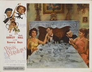 Paris Playboys (1954)