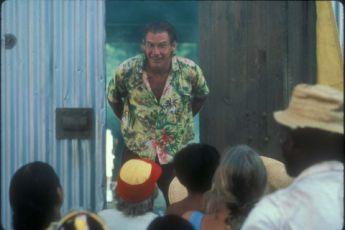 Pobřeží moskytů (1986)
