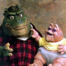 Dinosauři (1991) [TV seriál]