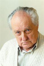 Režisér Jiří Krejčík v roce 2010