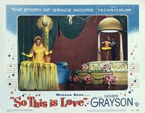 So This Is Love (1953)