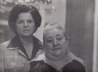 Jiřina Švorcová a Marie Mottlová