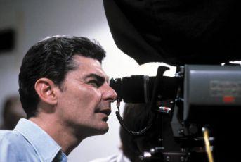 Režisér Richard Benjamin při natáčení