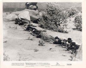 Obléhání u Rudé řeky (1954)