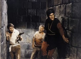 Angelika a sultán (1968)