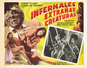 The Incredibly Strange Creature (1964)