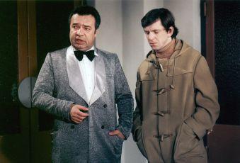 Vladimír Menšík a Jaromír Hanzlík