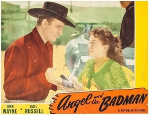 Anděl a bandita (1947)