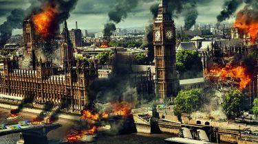Pád Londýna (2016)